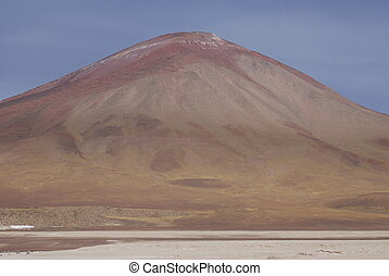 Mountain in the Altiplano
