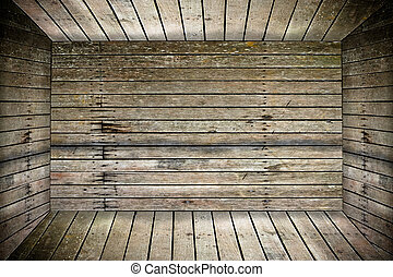 Grunge old wood texture background