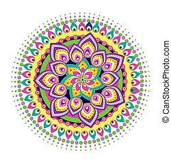 Culture Art pattern