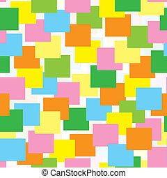 Overlapping rectangle pattern - Background of an overlapping...