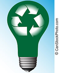 ecology power and green energy