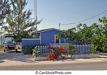 Cayman Islands Beachfront Cottage