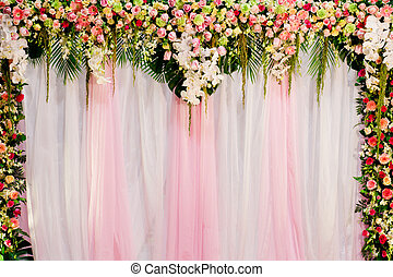 Beautiful wedding flower  - Beautiful wedding flower
