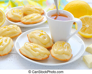 "The French cookies ""Madeleine"" - The French cookies..."