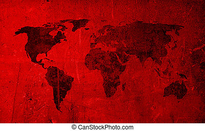 scratch vintage world map - world map textures and...