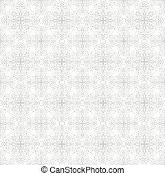 Seamless Leaves Pattern - Beautiful bckground of seamless...