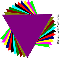 TRIANGLE COLOR SWATCH