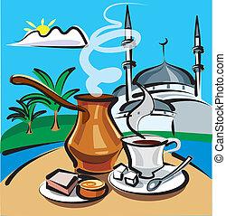 turkish coffee in istanbul