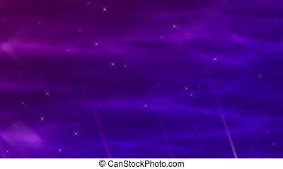 Enlighten Purples Abstract Loop