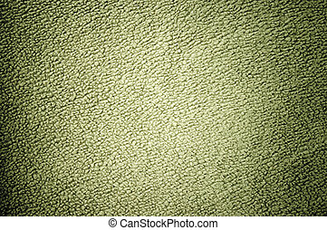 Green fleece texture
