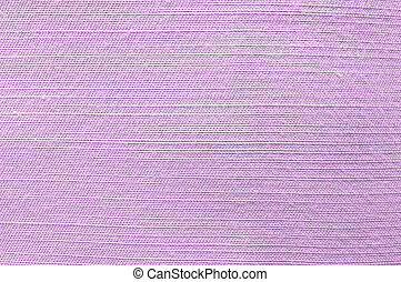Violet fabric texture for background usage