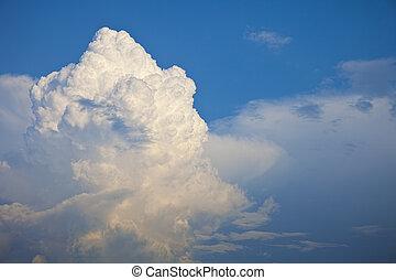 Cloud cumulus