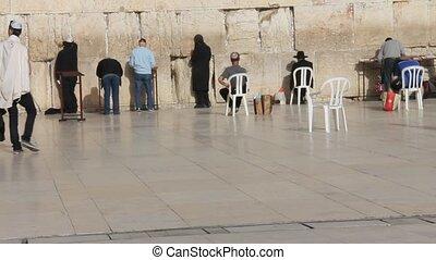 Western  Wall. Jerusalem