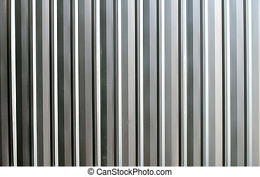 zinc background