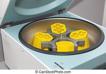 Centrifuge equipment - Medical equipment in hospital...