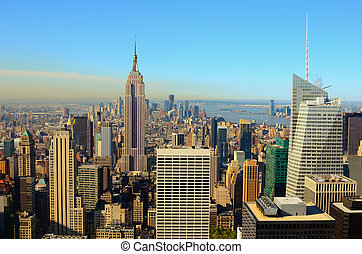 Landmarks in New York City - Landmark architecture in...