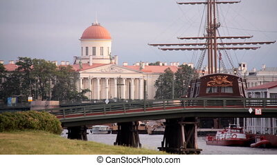 streets of St Petersburg - Russia, St Petersburg, streets of...