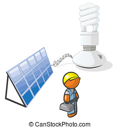 Orange Man Natural Energy Savings - Saving the earth through...