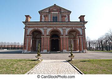 sanctuary - caravaggio sanctuary