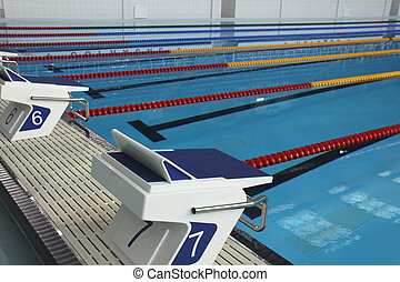 Swimming Pool. Sport. For you design