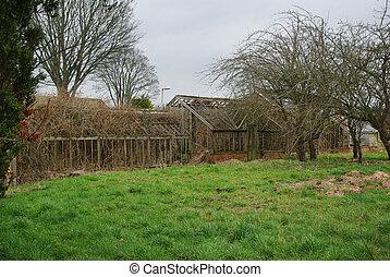 orangery greenhouse