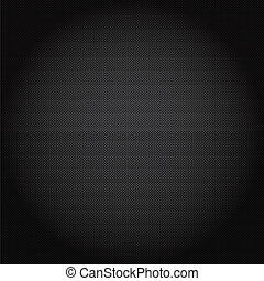 Carbon Fibre background - Background illustration of a...