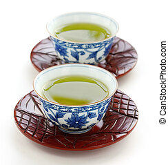 japanese green tea - the most popular beverage of the...