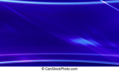 Template Style Flowing Blue Looping Animated Backdrop