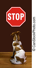 Stop Sign.