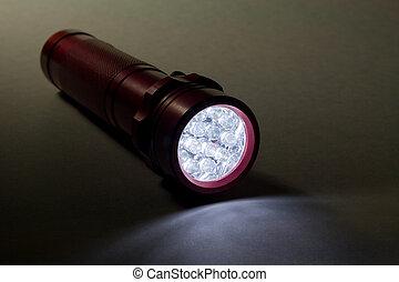 LED Flashlight - LED (Light Emitting Diode) Flashlight