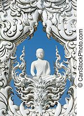 White Temple Chiang Rai Thailand