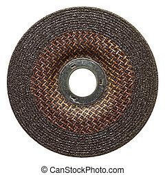 Abrasive disk -  Abrasive disk for metal grinding