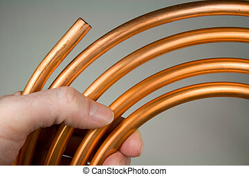 Copper Water Pipe - Copper water pipe