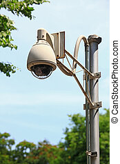 CCTV Security Camera - Surveillance Security Camera CCTV on...