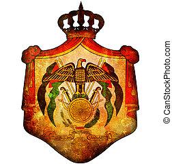 jordan coat of arms