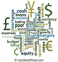 money word graphic