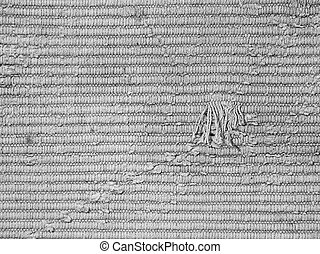 Knit rough fabric texture.