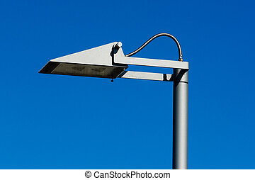straat, lantaarntje