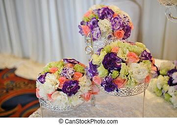 fiori, matrimonio