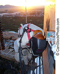 Ironworker Deck Welder - This picture taken with a 4 mp...