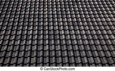 Roof background texture