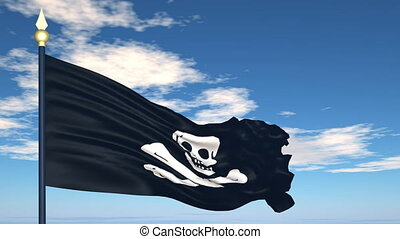 Pirate flag, Jolly Roger