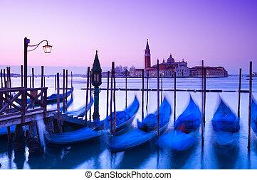 San Giorgio Maggiore in Venice.