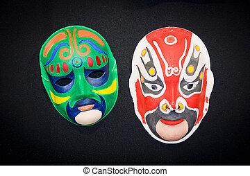 Maks - chinese masks