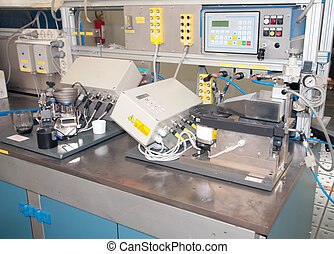 Building line e machine for automation - Department R&D -...