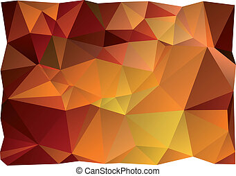 wrinkled vector background - abstract crinkled paper, vector...