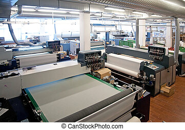 Digital textile printing, often referred to as direct to...