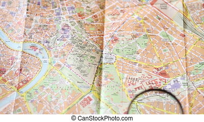 Finding The Colosseo on a map - Finding The Colosseo on a...