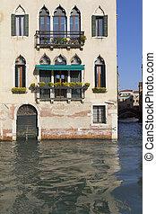 Beautiful facade (Venice)