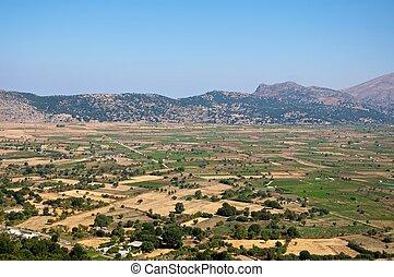 Lassithi Plateau.